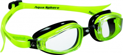 K180 CLEAR LENS - Yellow / Black